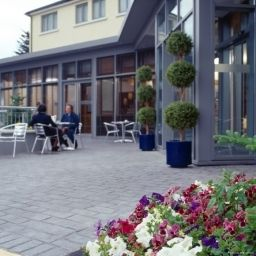 Vista esterna Rochestown Lodge Dublin
