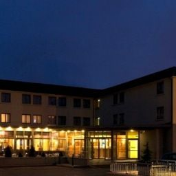 Exterior view Rochestown Lodge Dublin