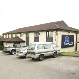 Exterior view TRAVELODGE CARDIFF LLANEDEYRN