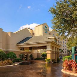 Vista exterior Homewood Suites Orlando North Maitland