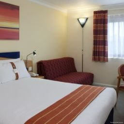 Chambre Holiday Inn Express LONDON - GREENWICH A102(M)