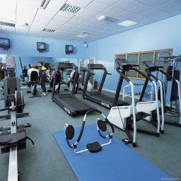 Fitness room Menzies Hotel Birmingham Stourport Manor