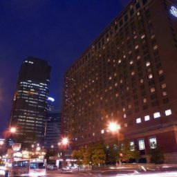 Фасад Hilton Minneapolis