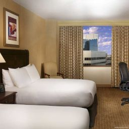 Номер Hilton Minneapolis