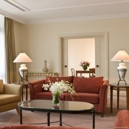 Suite Grand Hyatt Amman