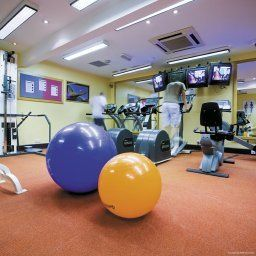 Wellness/fitness Park Inn By Radisson Nottingham