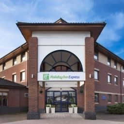 Exterior view Holiday Inn Express WARWICK - STRATFORD-UPON-AVON