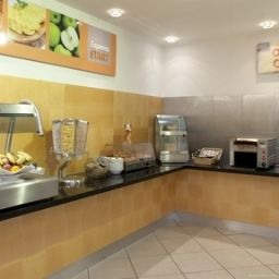 Restaurant Holiday Inn Express BEDFORD