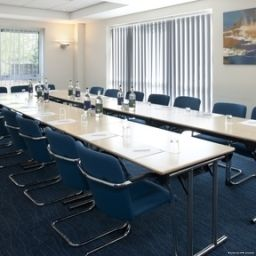 Conference room Holiday Inn Express BEDFORD