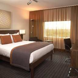 Номер Hilton London Heathrow Airport