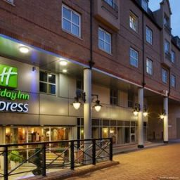 Vista exterior Holiday Inn Express LONDON - HAMMERSMITH