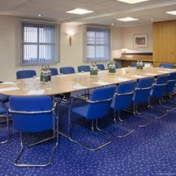 Sala de reuniones Holiday Inn Express LONDON - HAMMERSMITH