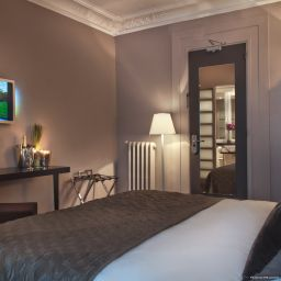 Room BEST WESTERN Elysees Paris Monceau
