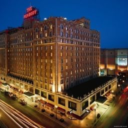 Vista exterior The Peabody Memphis Preferred Hotels and Resorts