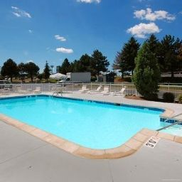 Piscine Quality Inn Brookfield
