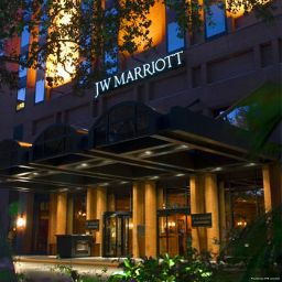 Vista exterior JW Marriott Houston