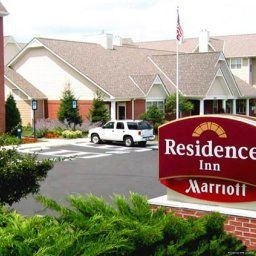 Фасад Residence Inn Columbus Easton