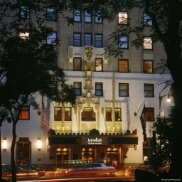 Exterior view JW Marriott Essex House New York