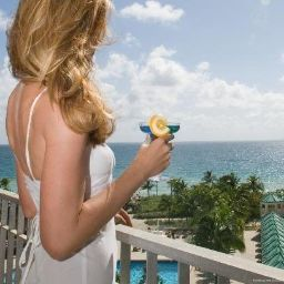Vista esterna Sea View Bal Harbour Hotel