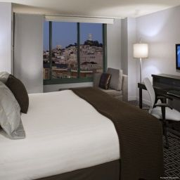 Chambre Hyatt at Fishermans Wharf