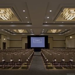 Banqueting hall Hyatt Lisle near Naperville