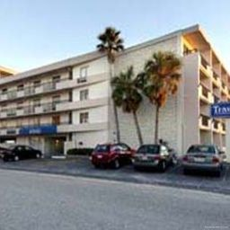 Vista exterior Travelodge Clearwater Beach FL