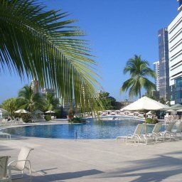 Pool InterContinental MIRAMAR PANAMA