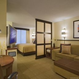 Номер Hyatt Place Secaucus Meadowlands