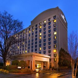 Vista exterior Crowne Plaza ATLANTA-AIRPORT