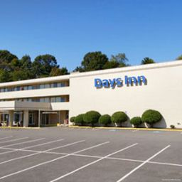 Vista esterna Days Inn Alexandria South
