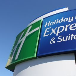 Exterior view Holiday Inn Express Hotel & Suites WILMINGTON-UNIVERSITY CTR