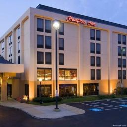 Vista esterna Hampton Inn Chicago Midway Airport