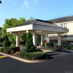 Exterior view Hampton Inn Raleigh-Town of Wake F