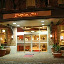 Exterior view Hampton Inn Alexandria-Old Town