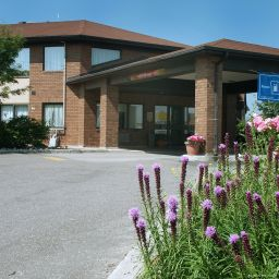 Vista esterna Comfort Inn Airport East