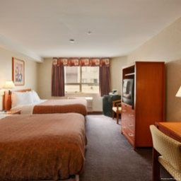Room Days Inn - Vancouver Airport