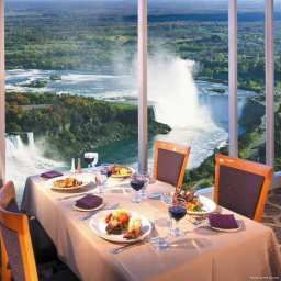 Restauracja Hampton Inn by Hilton Niagara FallsAt The Falls