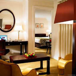 Номер A Marriott Hotel & Country Club Worsley Park