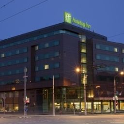 Vista esterna Holiday Inn VILNIUS