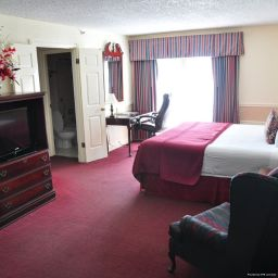 Chambre BEST WESTERN Chateau Louisianne Suite Hotel
