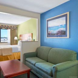 Zimmer Days Inn And Suites Corpus Christi Central