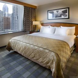 Room Embassy Suites Hotel Chicago-Downtow