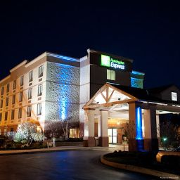 Exterior view Holiday Inn Express EXTON-LIONVILLE
