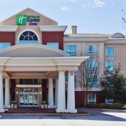 Vue extérieure Holiday Inn Express & Suites GREENVILLE-I-85 & WOODRUFF RD