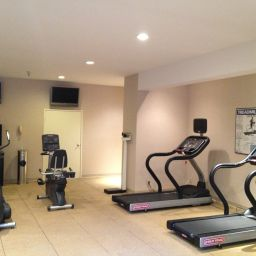 Wellness/fitness area Holiday Inn Express SIMI VALLEY