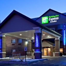 Exterior view Holiday Inn Express Hotel & Suites ST. PAUL - WOODBURY