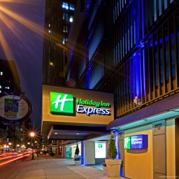Exterior view Holiday Inn Express PHILADELPHIA-MIDTOWN