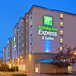 Vista exterior Holiday Inn Express & Suites SEATTLE-CITY CENTER