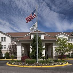 Vista esterna Homewood Suites Cranford