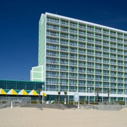 Vista exterior Holiday Inn VA BEACH-OCEANSIDE (21ST ST)